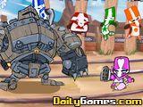 Da pink knight
