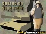 Operation sand rider
