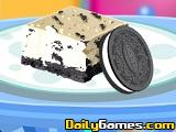 Oreo Cheese Cake Slice