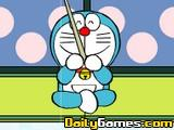 Fish with Doraemon
