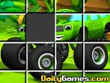 Pickle de Blaze and the monster machines