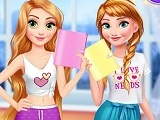 Princesses Planning Diaries