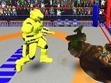 Robot Ring Fighting