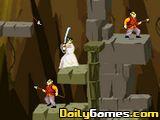 Samurai Jack Cavern Raid