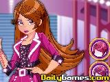 Star Darlings Scarlet Dress Up