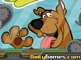 Scooby doo snack machine