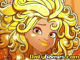 Star Darlings Leona Dress Up