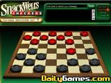 Snack Wells Checkers