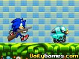 Sonic assault