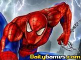 Spiderman City Raid