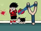 Splat Attack Dennis Gnasher