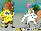 Spongebob Karate
