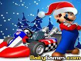 Super Mario Christmas Kart
