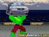 the hulk car demolition