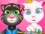 Angela Princess Cat Care
