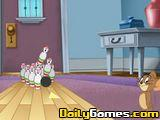 Tom y Jerry Bowling