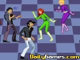 Totally Spies spy chess
