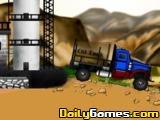 Transporters truck