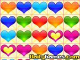 Valentine Hearts Match