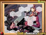 Punisher vs Spiderman