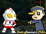 Ultraman VS Chinese Zombies