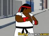 A Real Street Fighter