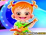 Baby Hazel Rockstar Dressup