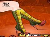 Boots Dress Up