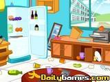 Clean Up Kitchen