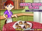 Saras Cooking Macarons