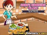 Saras Cooking Dips and Nachos