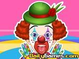 Comical Clown Make Up