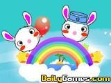 Rainbow Rabbit 4