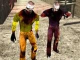 Dead Shooter Zombie