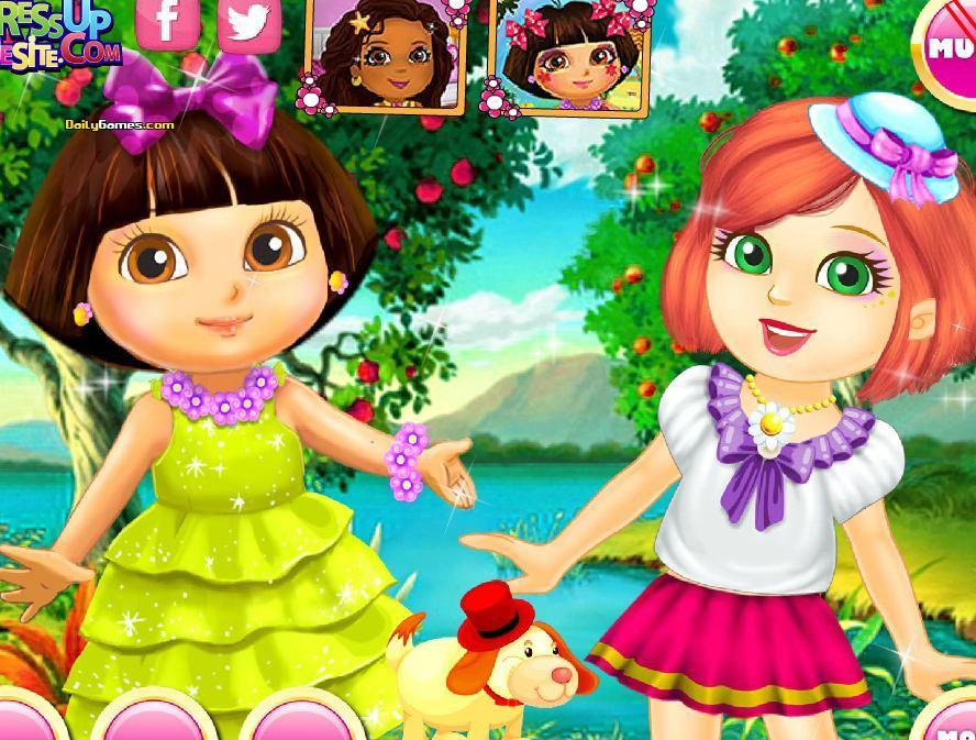 Dora And Friend Alana