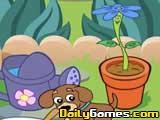 Dora magical garden