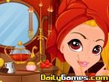Elemental Makeover Fire Princess