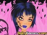 Emo Barbie Tattoos