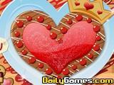 Heart Cookies Decoration