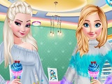 Hermanas Frozen