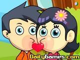 Hiding Kisses Jack And Jenny