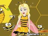 Honey Bee Queen Dress Up