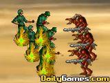 Humaliens Battle Vs Battle Gear