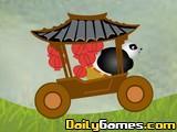 Kung Fu Panda 2 The Crazy Driver