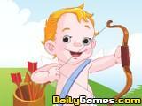 Little Angel Archery Contest
