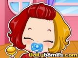 Baby Girl Hairdresser