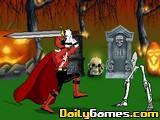 Power Ranger Halloween Blood