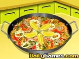 Paella Sara Cooking class