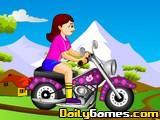 Sara Bike Riding