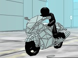 Stickman Zombie Motorcycle